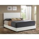 Stella White Bed