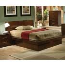 Jessica illuminate Bed