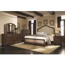 Laughton Upholstered Headboard 4-Piece Bedroom Set