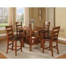 Lavista Counter Height 5-Piece Dining Table Set
