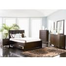 Lorretta Storage 5-Piece Bedroom Set