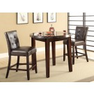 Madison 3-Piece Counter Height Dining Set