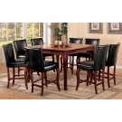 Newhouse 5-Piece Counter Height Dining Set