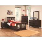 Oliver 4-Piece Bedroom Set