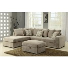 Olson Beige Sectional