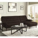 Natalia Black Sectional