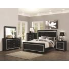 Zimmer 4-Piece Bedroom Set