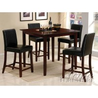 Thornton Espresso Counter Height Dining Set