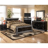 Monolith 4-Piece Bedroom Set