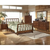 Tasha 4-Piece Bedroom Set