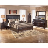 Naomi 4-Piece Bedroom Set