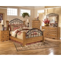 Rosalie 4-Piece Bedroom Set