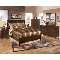 Nico Upholstered Bedroom Set