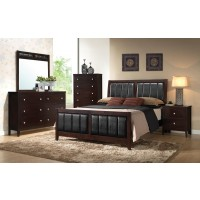 Carlton Collection 4 Piece Bedroom Set
