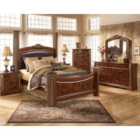 Gilded Court 4-Piece Bedroom Set