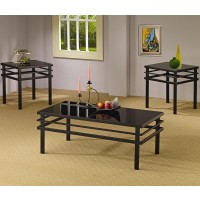 Roman 3-Piece Coffee Table