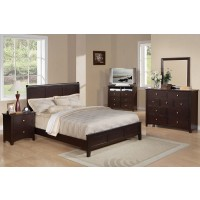 Mali 4 Piece Bedroom Set