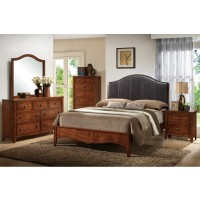 Vevila 4 Piece Bedroom Set