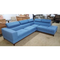 Lee Blue Sectional