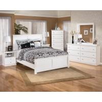 Bostwick Shoals 5-Piece Bedroom Set