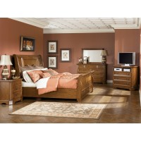 Whitney Hall 4-Piece Bedroom Set