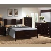 Carlos 4-Piece Bedroom Set