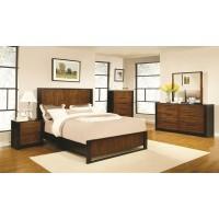 Coronado Two Toned 4-Piece Bedroom Set