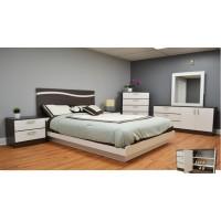 Costa del Sol 4-Piece Bedroom Set