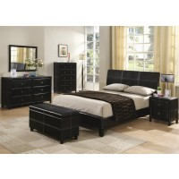 Danielle 4-Piece Bedroom Set