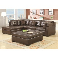 Darie Brown Sectional