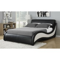 Swift Leatherette Bed