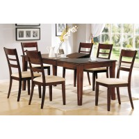 Cocoa 7 Piece Dining Set