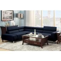 Blue Modern Sectional