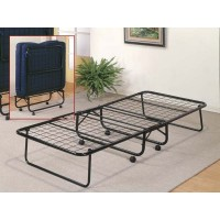 Folding Bed with Mattress included