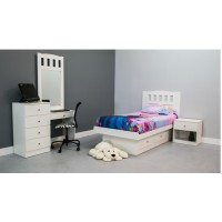 Girls 4-Piece Bedroom Set
