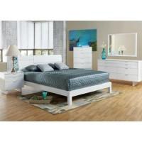 Violet 4 Piece Bedroom Set