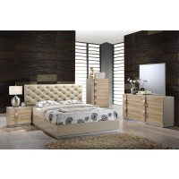 Grace 4-Piece Bedroom set
