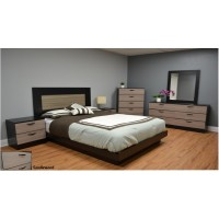 Granada Platform 4-Piece Bedroom Set