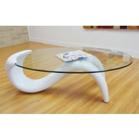 Mia White Coffee Table