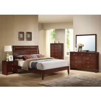 Iliana 4-Piece Bedroom Set