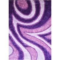 Genesis Purple Rug