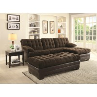 Janie Two-Toned Sectional