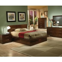 Jessica Illuminate 4-Piece Bedroom Set