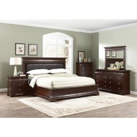 Kurtis 4-Piece Bedroom Set