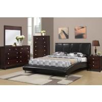Bruno 4-Piece Bedroom Set