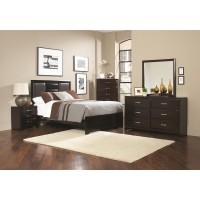 Palmetto 4-Piece Bedroom Set