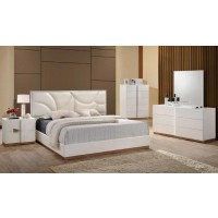 Paris Style 4-Piece Bedroom Set