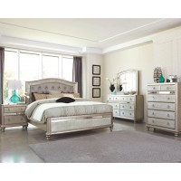 Saint 4-Piece Bedroom Set