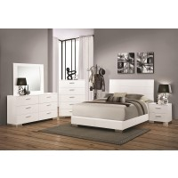 Felicity 4-Piece Bedroom Set