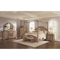 Ilana Poster 4-Piece BEdroom Set
